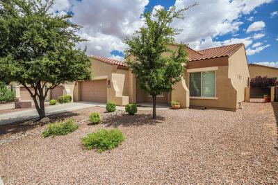 Sahuarita Single Family Home For Sale: 97 W Camino Rancho Cielo