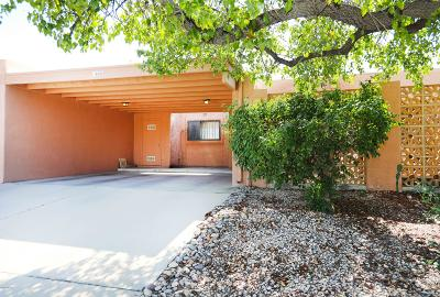 Tucson Townhouse For Sale: 4952 N 15th Avenue