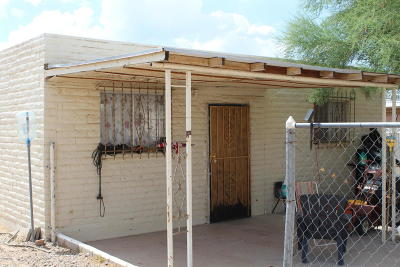 Tucson Single Family Home For Sale: 1008 S Mountain Avenue