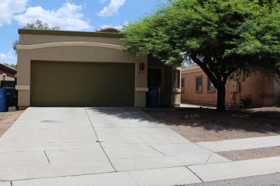 Sahuarita Single Family Home For Sale: 136 E Corte Rancho Colina