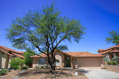 Tucson Single Family Home For Sale: 5565 N Barrasca Avenue