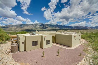 Tucson Single Family Home For Sale: 16431 N Lago Del Oro Parkway