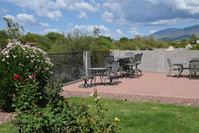Tucson Single Family Home For Sale: 9931 E Rocky Vista Drive