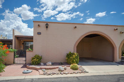 Green Valley Townhouse For Sale: 1453 W De Nada