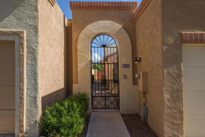 Tucson AZ Townhouse For Sale: $142,000