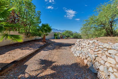 Tucson Single Family Home For Sale: 16265 Lago Del Oro Pw N
