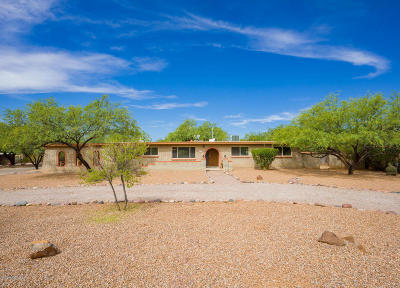Tucson Single Family Home For Sale: 4301 N Bidahochi Drive
