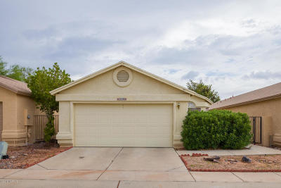 Tucson Single Family Home For Sale: 3301 W Millstone Place