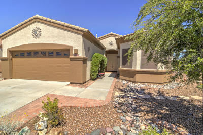 Green Valley Single Family Home For Sale: 5124 S Via Loma Verde