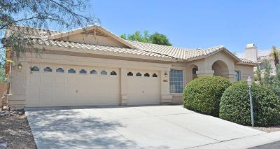 Oro Valley Single Family Home For Sale: 11109 N Mountain Breeze Drive