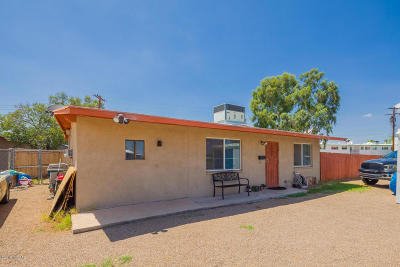 Tucson Single Family Home For Sale: 3502 E 28th Street
