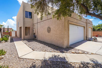 Tucson Townhouse For Sale: 189 W Lillian Lane