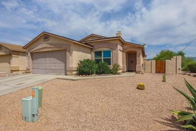 Tucson Single Family Home For Sale: 7883 E Rooner Drive