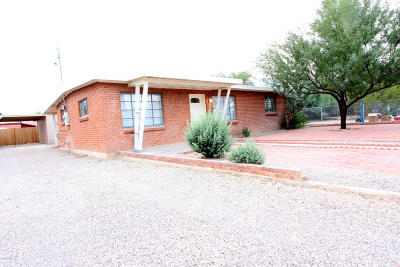 Tucson Single Family Home For Sale: 2856 N Euclid Avenue