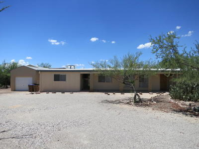 Tucson Single Family Home For Sale: 1701 W Placita De Santos