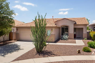 Oro Valley Single Family Home For Sale: 231 W Carlynn Cliff Place