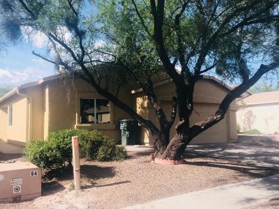 Tucson Single Family Home For Sale: 10173 E Rincon Shadows Drive