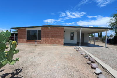Tucson Single Family Home For Sale: 6557 E 42nd Street