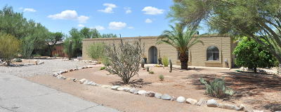 Single Family Home For Sale: 7309 N Paseo Ronceval