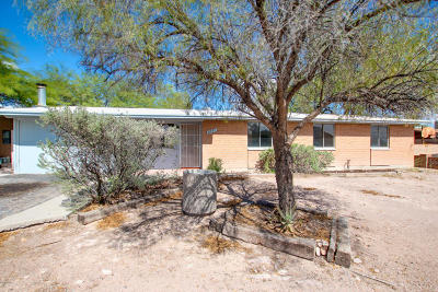 Tucson Single Family Home For Sale: 6751 S Camino De La Tierra