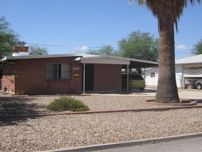 Tucson Single Family Home For Sale: 5038 E 4th Street