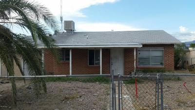 Single Family Home For Sale: 525 E Alturas Street