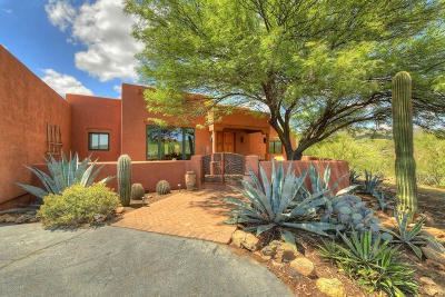 Tucson Single Family Home For Sale: 6737 W El Camino Del Cerro