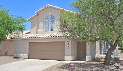 Marana Single Family Home For Sale: 7726 W Summer Sky Drive