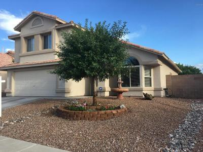 Tucson Single Family Home For Sale: 9810 E Golden Currant Drive