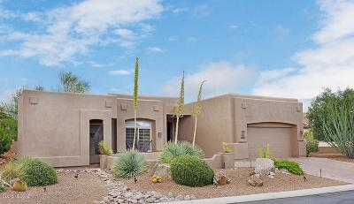 Tucson Single Family Home For Sale: 39901 S Sand Crest Drive