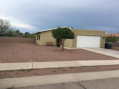 Single Family Home For Sale: 2034 E Cochise Vista