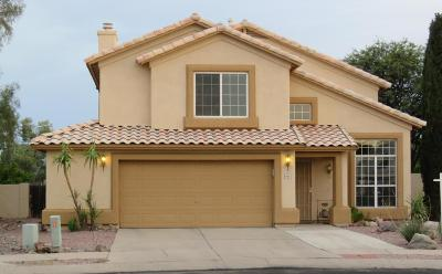 Single Family Home For Sale: 9010 N Palm Brook Drive