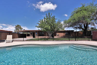 Tucson Single Family Home Active Contingent: 1730 S Kevin Drive