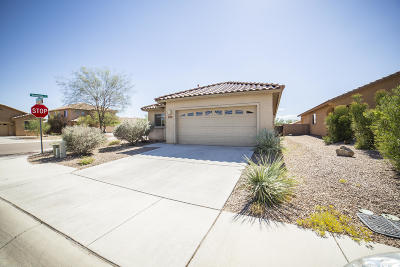 Marana Single Family Home For Sale: 14367 N Bannerstone Court