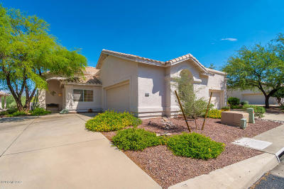 Pima County Townhouse For Sale: 1522 W Carmel Pointe Drive
