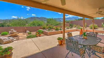 Tucson Single Family Home Active Contingent: 36425 S Golf Course Drive
