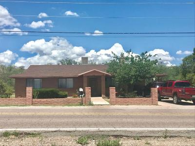Rio Rico Single Family Home For Sale: 1047 Camino Caralampi