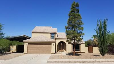 Tucson Single Family Home Active Contingent: 2121 N Atwood Avenue