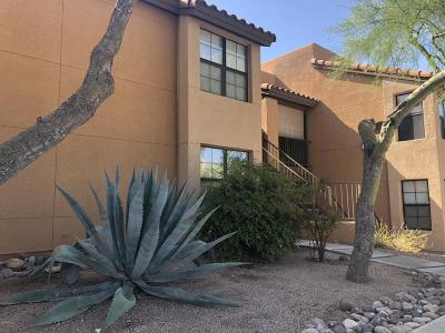 Tucson Condo For Sale: 6651 N Campbell Avenue #126