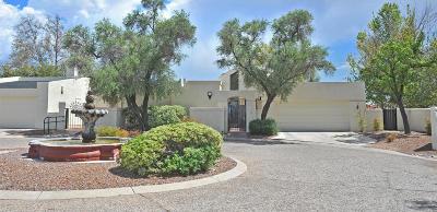Tucson Townhouse For Sale: 2500 E Forgeus Place