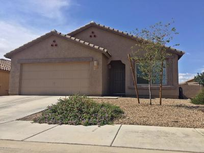 Marana Single Family Home For Sale: 11512 W Stone Hearth Street
