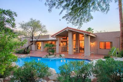 Pima County, Pinal County Single Family Home Active Contingent: 2461 E Placita Sin Lujuria