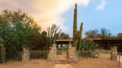 Tucson Single Family Home For Sale: 7350 E Calle Cabo