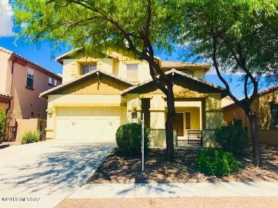 Oro Valley Single Family Home For Sale: 1246 W Vinovo Pass