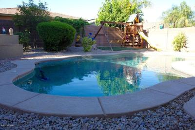 Tucson Single Family Home Active Contingent: 7813 W Orpine Court