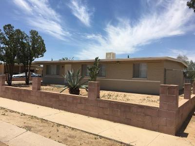 Single Family Home For Sale: 7138 E Freestone Drive