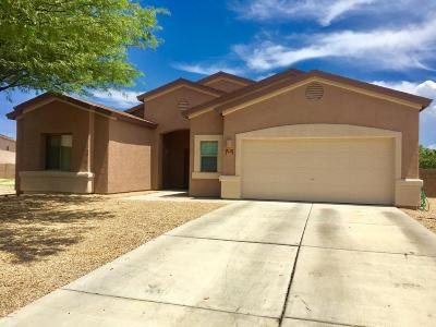 Tucson AZ Single Family Home For Sale: $207,000