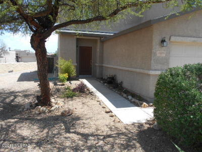 Tucson AZ Single Family Home For Sale: $228,000