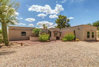 Tucson AZ Single Family Home For Sale: $475,000