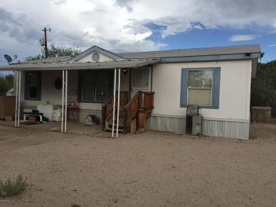 Pima County Manufactured Home For Sale: 1132 W La Osa Drive